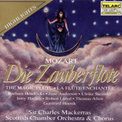 Magic Flute-Highlights [Import allemand]