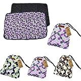 Hundebett Hundesofa Hund Katze Decke To Go Tierbett Waschbar Hundedecke 06301 (Lila)
