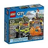Lego City 60120 Starter Set Vulcano New 06 2016