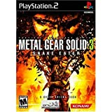 Metal Gear Solid 3: Snake Eater / Game