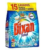 Dixan Detergente para Ropa en Polvo - 15 Lavados (0,825 Kg)