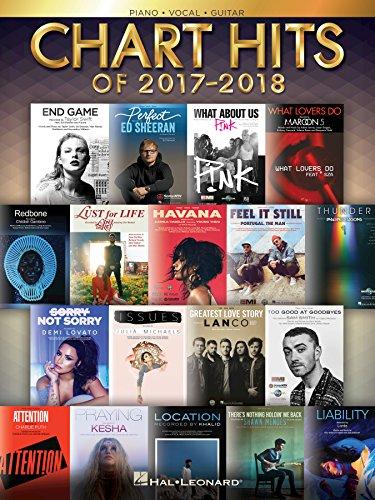 Chart Hits of 2017-2018 (English Edition)