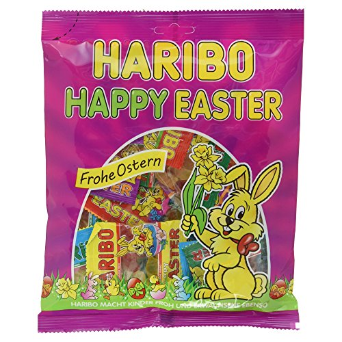Haribo Happy Easter Mini Maxi Pack, 250 g