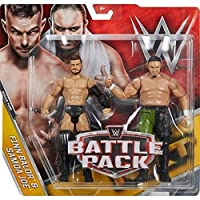 WWE Battle Pack Serie 43.5 Action Figure - Finn Balor 'Balor Club Abito' V Samoa Joe 'NXT abito' - Nuovo In Scatola