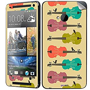 GsmKart HM7 Mobile Skin for HTC One M7 (One M7-871)