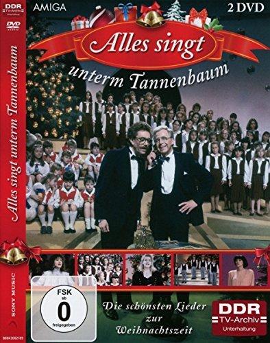 Alles singt unter dem Tannenbaum [2 DVDs]