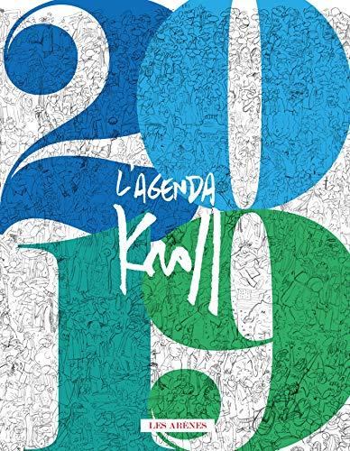 Kroll - grand agenda 2019 par Pierre Kroll