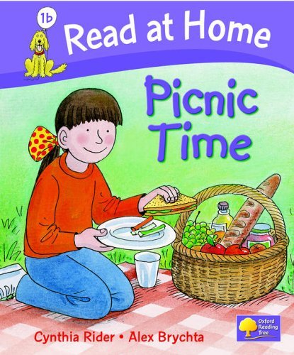 read-at-home-more-level-1b-picnic-time-read-at-home-level-1b-by-cynthia-rider-2005-09-01