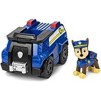 PAW PATROL, Veicolo della Polizia di Chase, 1 Personaggio di Chase Incluso, dai 3 Anni