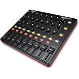 AKAI Professional MIDImix - Mixeur et Contrôleur MIDI Portable et Ultra Performant avec 8 Faders et 24 Potentiomètre + Ableto