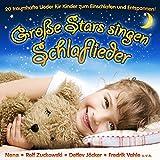 GROSSE STARS SINGEN SCHLAFLIEDER - 20 Gute Nacht Lieder zum Einschlafen, Träumen und Entspannen (inkl. La le lu)