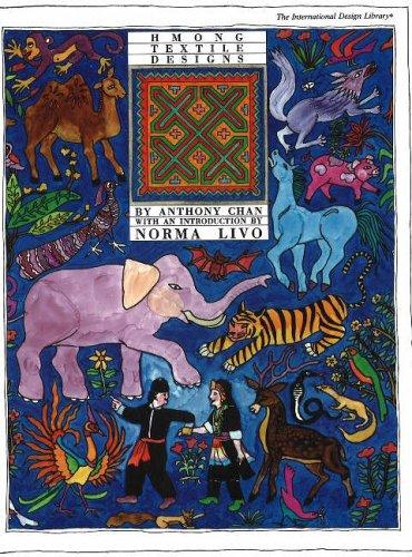 Hmong Textile Designs (International Design Library)