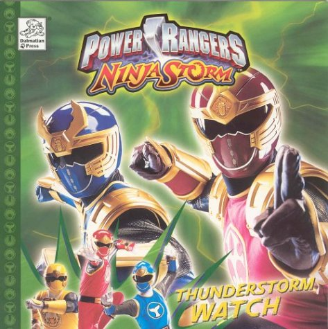Power Rangers Ninja Storm: Thunderstorm Watch