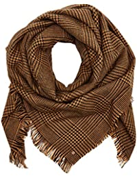 6c0210379bef Amazon.fr   Foulard Camel - Femme   Vêtements