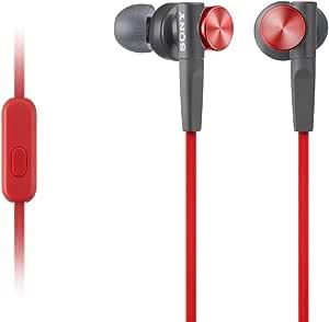 Sony Mdr Xb50apw In Ear Headset Headphones Extra Bass