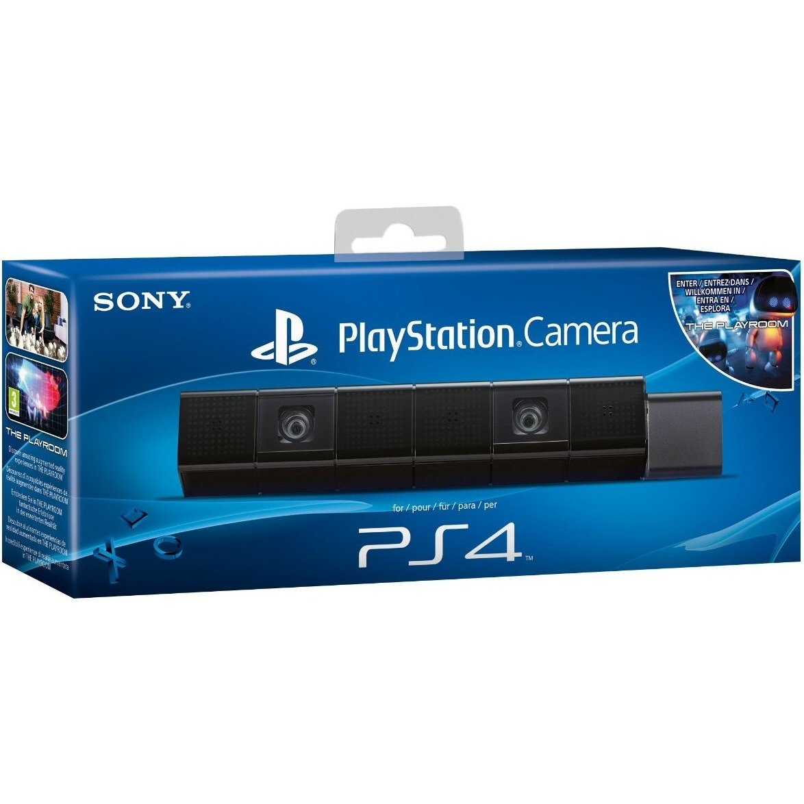 PlayStation Camera pour PS4