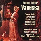 Vanessa Samuel Barber