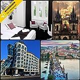 Viaje faros–3días para 2personas en 3* S MY Hotel Apollon en praga Erleben–cupones kurzreise Viajes viaje regalo