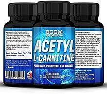 Acetil L Carnitina 500 mg | cápsulas Fortes de acétyl l-carnitine | nootropics Puissant | 120 Cápsulas potente de fortalecimiento energética | approvisionnement completo de 4 meses | améliorer la performance Athlétique | améliorer la función Cognitiv