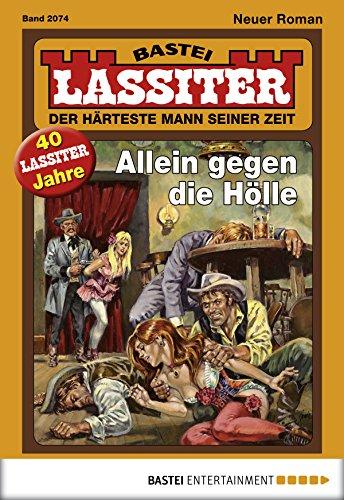 Lassiter - Folge 2074: Allein gegen die Hölle