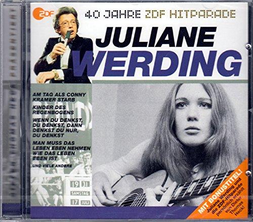 incl. Wildes Wasser (CD Album Juliane Werding, 19 Tracks) (Dixie Adler)