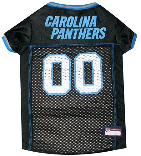 Panthers Hund Jersey (Carolina Panthers Hund)