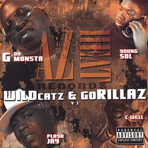 Wildcatz and Gorillaz, Vol.1 (Az Heat Records) [Explicit]