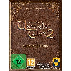 The Book of Unwritten Tales 2 – Almanac Edition (exkl. bei Amazon.de)