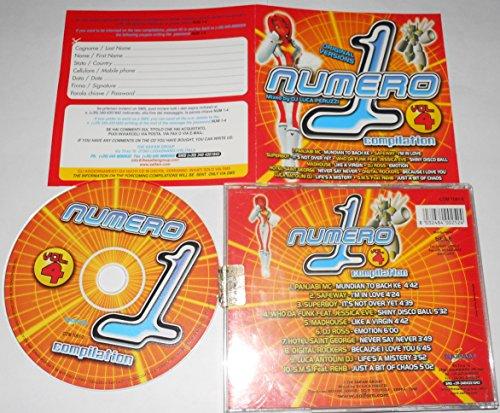 numero-1-vol-4-compilation-safeway-dj-ross-panjabi-mc-cd