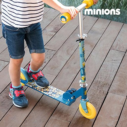 Monopattino Minions (2 ruote) (1000034291)