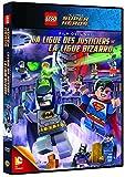 LEGO DC Comics Super Heroes : La Ligue des Justiciers vs Bizarro - DVD - DC COMICS