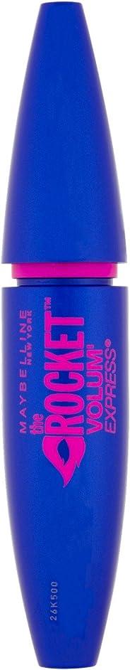 Maybelline New York Volum' Express The Rocket Washable Mascara - 9.6 ml, Very Black