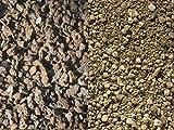 400 kg Substrat zur Dachbegrünung - Sorte 1 Lava Bims - Gründach Begrünung - LIEFERUNG KOSTENLOS
