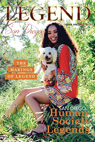 Legend San Diego (San Diego Fashion Meet's San Diego's Humane Society Book 1) (English Edition)