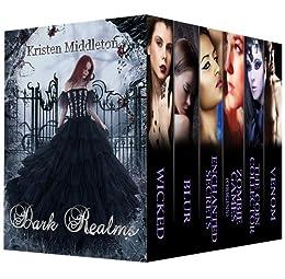 Dark Realms by [Middleton, Kristen, Middleton, K.L.]