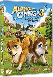 Alpha et Omega 3 : Les grands jeux des loups