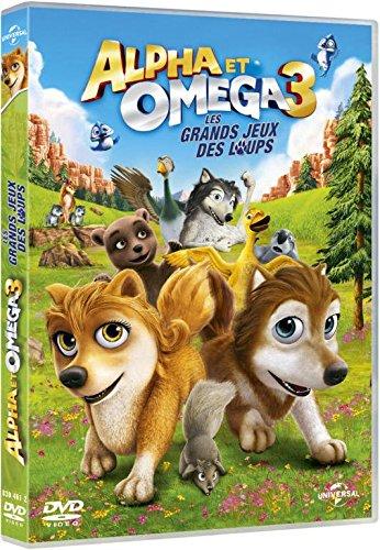 Alpha et Omega, Vol. 3: Les grands Jeux des Loups [Französisch]