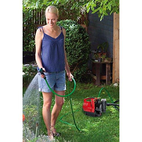Einhell GC-AW 6333 Hauswasserautomat inklusive Vorfilter + Rückschlagventil + Trockenlaufschutz - 9
