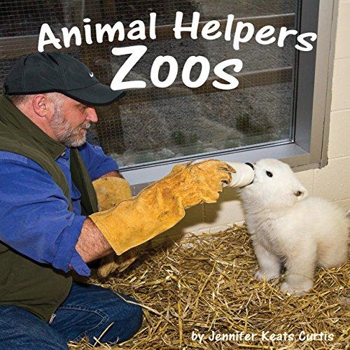 Animal Helpers: Zoos  Audiolibri