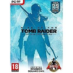 1 de Rise Of The Tomb Raider: 20 Aniversario