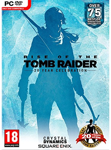 Rise Of The Tomb Raider: 20 Year Celebration - Standard Edition