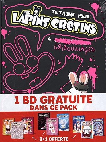The Lapins Crétins, Tomes 4 à 6 :