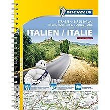 Straßen- und Reiseatlas Italien / Italie, 1:300 000