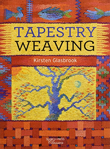Tapestry Weaving (Search Press Classics) por Kirsten Glasbrook