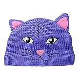 Regatta Boys & Girls Animally II Character Fleece Lined Beanie Hat