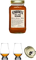 ODonnell Harte Nuss 25% 0,7 Liter + The Glencairn Glass Whisky Glas Stölzle 1 Stück + The Glencairn Glass Whisky Glas Stölzle 1 Stück + ODonnell Ausgiesser 1 Stück