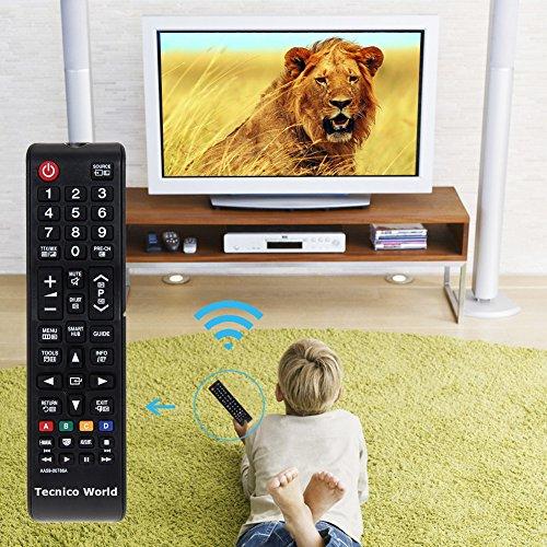AA59-00786A Telecomando Per Samsung TV LCD LED 3D 4K UE40F6700 UE40F6800 UN40F6800 UN46F6800 UN50F6800 UN55F6800
