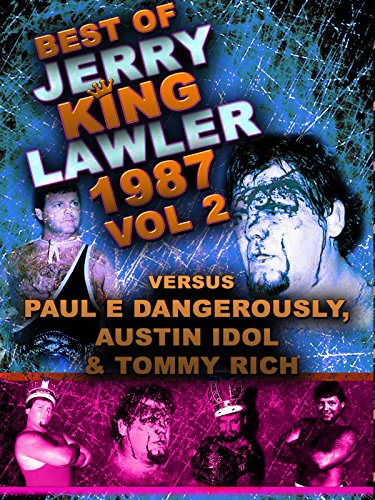 Best Of Jerry The King Lawler 1987 Vol 2 [OV]
