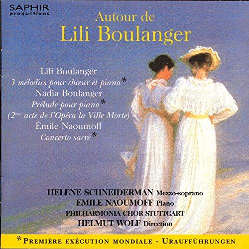 La Source - Pour Piano Et Choeur (Lili Boulanger)