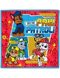 """Mouchoirs """"Paw Patrol"""" - 33cm x 33cm - 3 unités"""